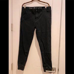 PUBLISH men's khaki jogger pants